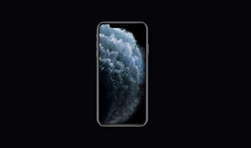 Скачать обои iPhone 11 Pro и iPhone 11 Pro MAX