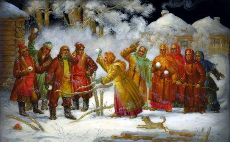 Велесовы Святки – таинственные дни, посвященные Богу Велесу