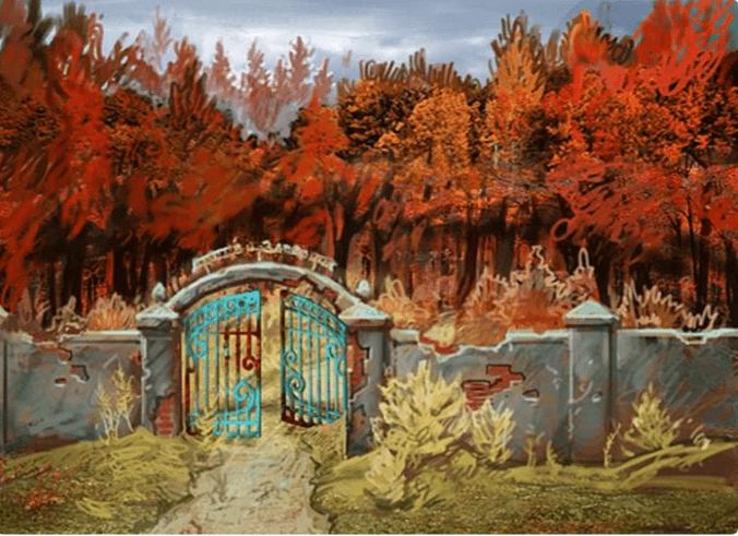 Компромисс (Часть 13. Рыжий лес)