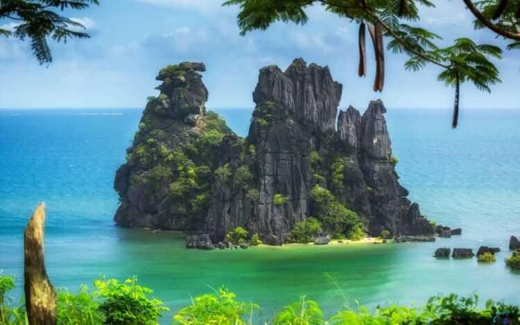 Самые необычные острова планеты