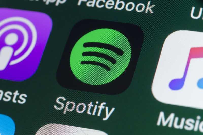 Приложение Spotify стало доступно в российских App Store и Google Play
