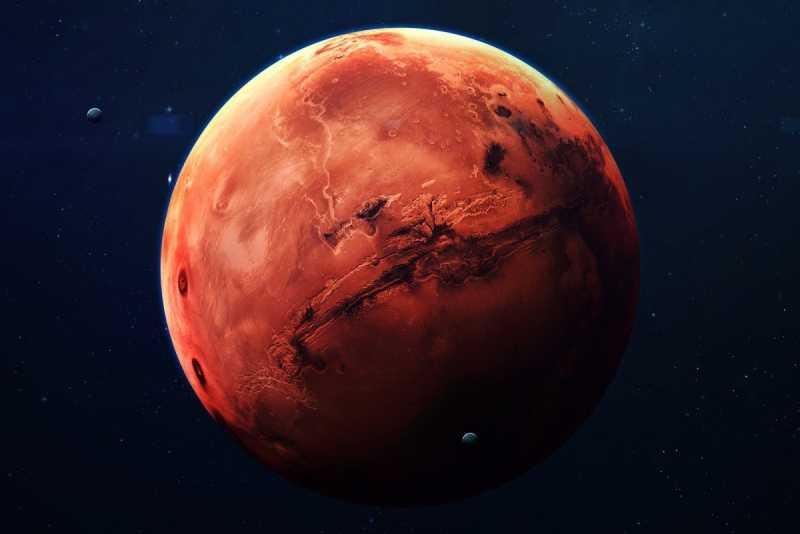 Perseverance заберет марсианский метеорит с Земли на Красную планету