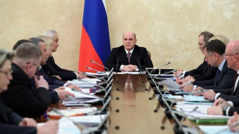 Мишустин объявил реформу по русскому языку