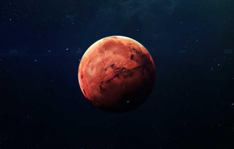 В Интернете появились новые фотографии Марса