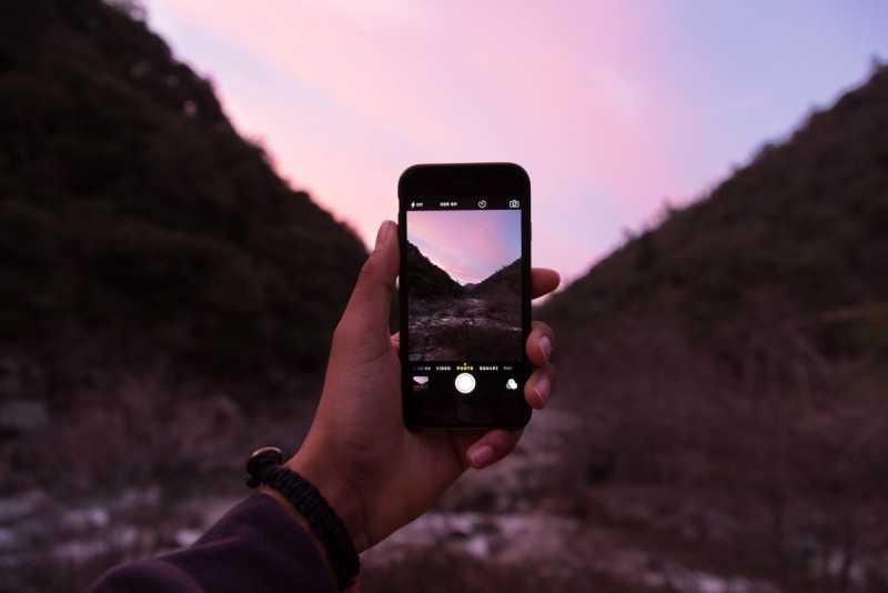 Полезные советы по редактированию фото на iOS устройствах