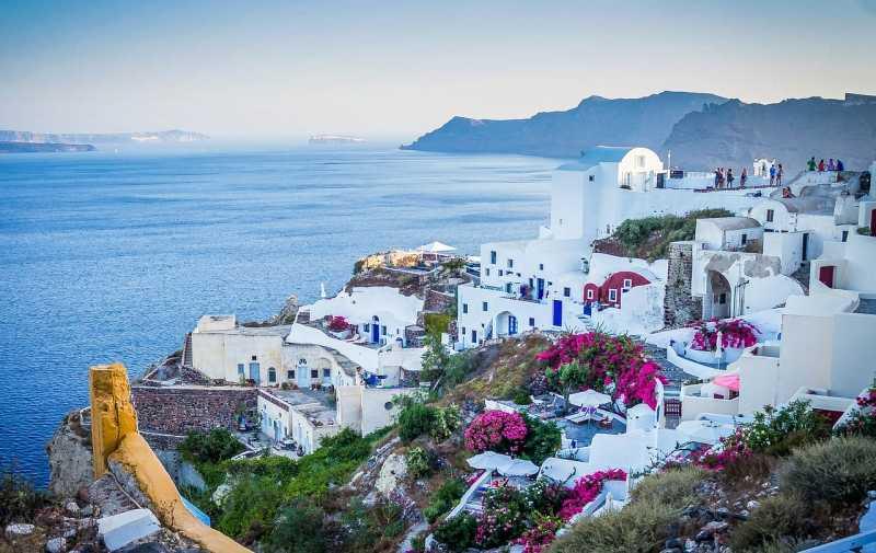 Греция 7 сентября откроет границу для россиян