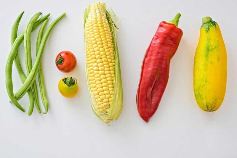 Овощи: вкусно и полезно