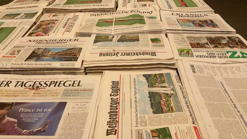 О превратностях современной журналистики