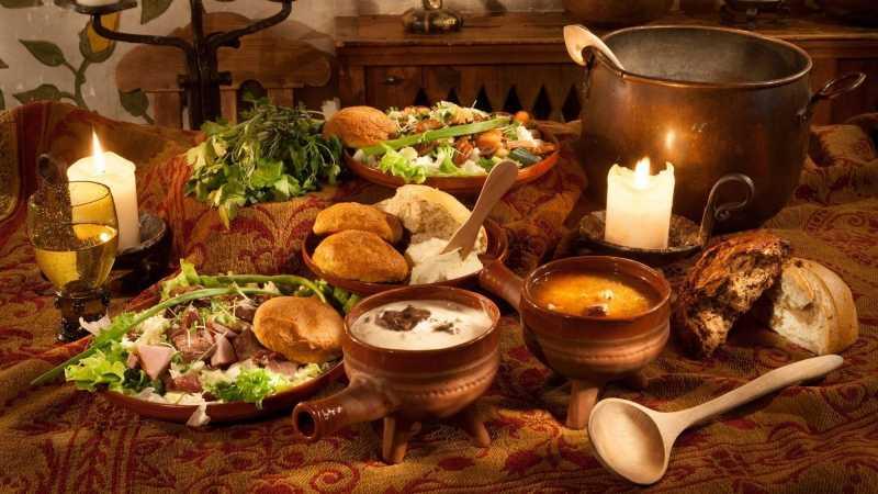 4 рецепта супа, дошедших до нас из Средневековья