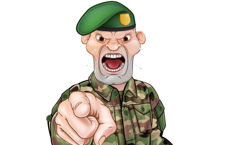 Презерватив в армии