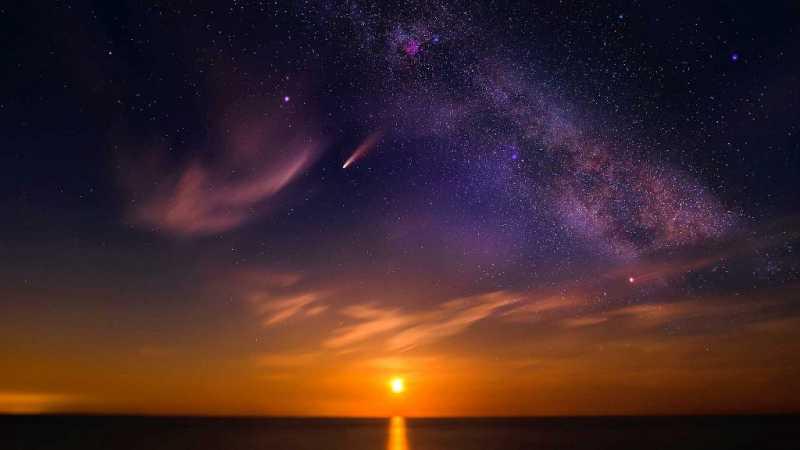 Топ-5 астрономических событий лета 2020