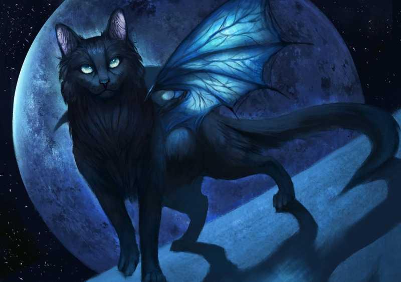 Кошачья мифология мира