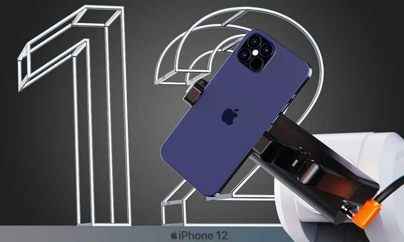 Всё, что известно про iPhone 12