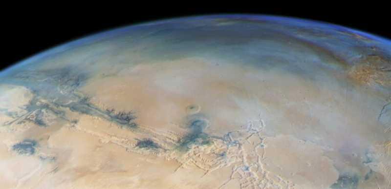 Аномальные ливни. Ученые раскрыли новые секреты Марса