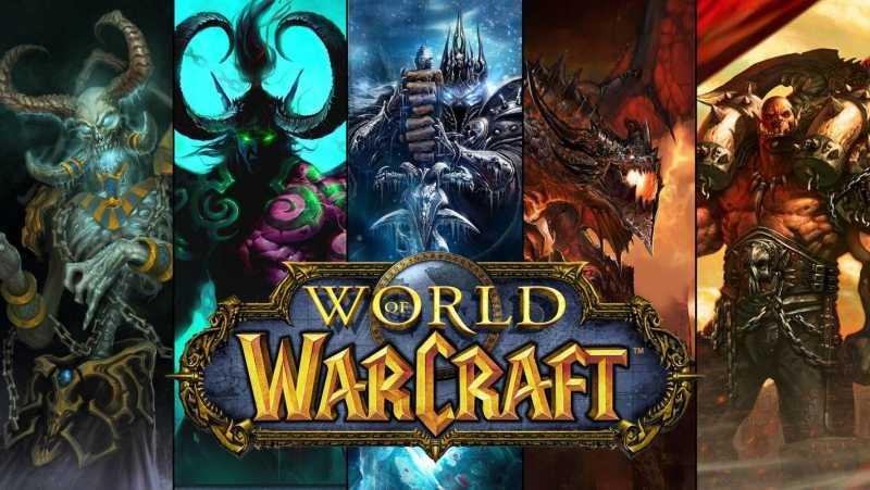 World of Warcraft. Порядок чтения