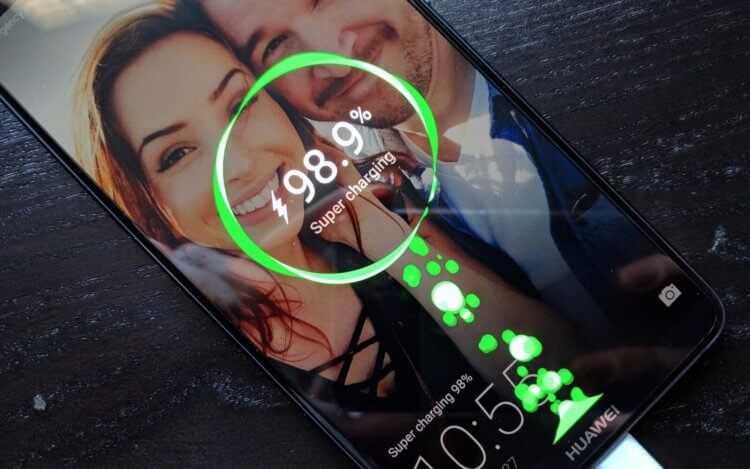 Правда ли, что нельзя заряжать смартфон до 100%