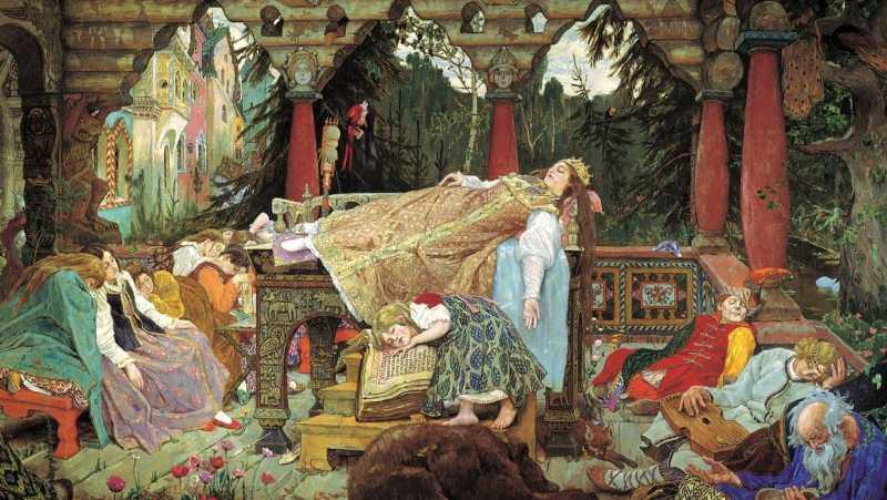 «Сон не берет, дрема не клонит»: сон в славянском фольклоре