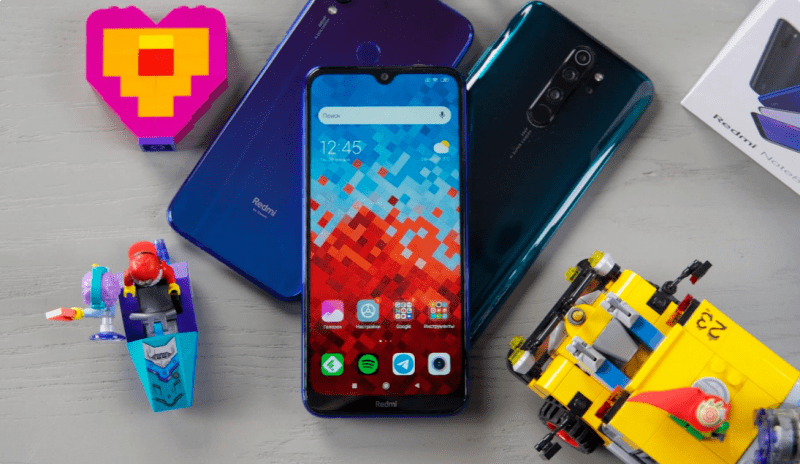 Самые популярные смартфоны начала 2020-го