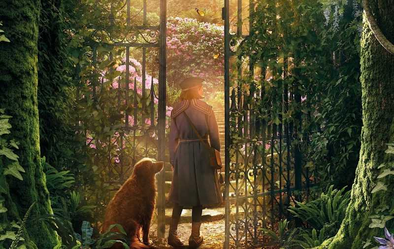 Вышел трейлер «Таинственного сада»