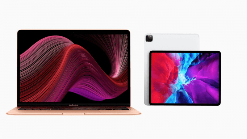 Анонсирован обновленный Macbook Air и новый iPad Pro