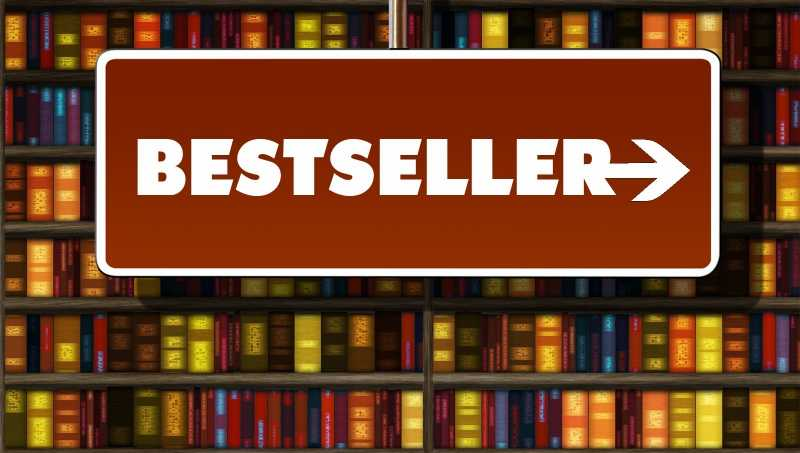 Бестселлеры 2019 года (часть 1)