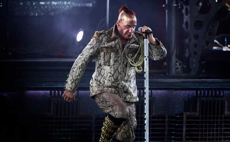 Rammstein выпустили альбом из 72 ремиксов