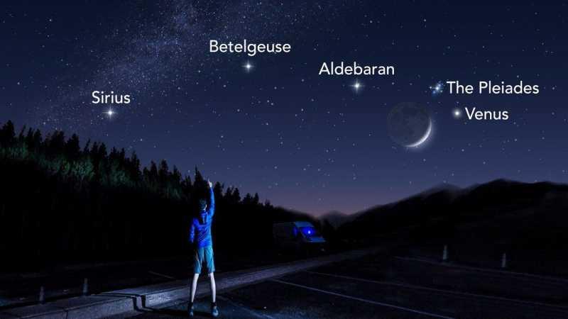 Чем заняться во время карантина? Смотреть на звёзды!