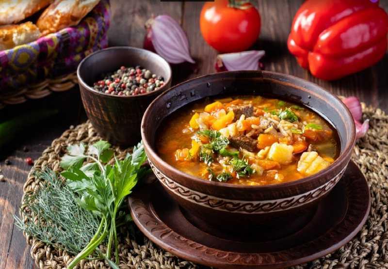 5 рецептов вкуснейших супов восточной кухни