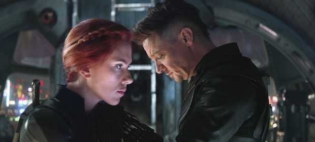 Marvel показал первоначальную версию сцены смерти Черной Вдовы в «Мстителях. Финал»