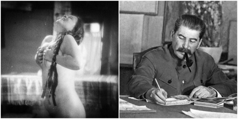 7 откровенных сцен из советских фильмов, которые показывали на большом экране