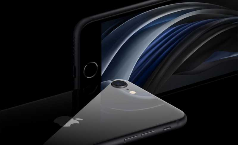 Apple представила новый iPhone SE