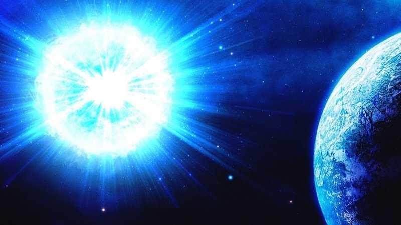Сириус: мерцающая звезда на ночном небе