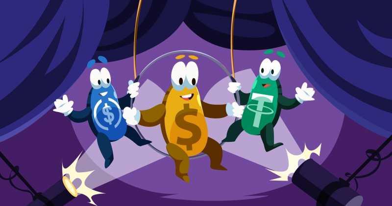 Рынок стейблкоинов и начало криптодолларизации