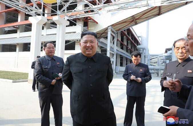 Если вы как и все переживали за Ким Чен Ына, то расслабьтесь