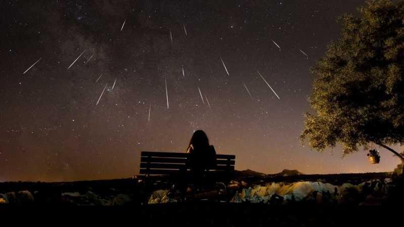 Как наблюдать метеорный поток Этa-Aквapиды в 2020 году