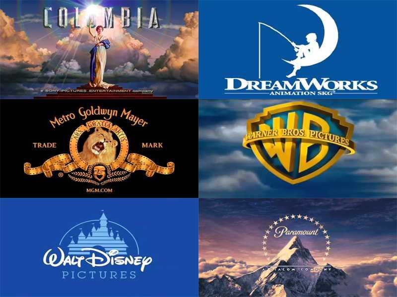 Логотипы известных голливудских кинокомпаний и история их появления