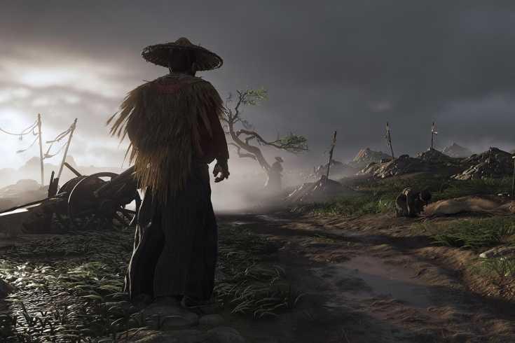 Sony представила 18 минут нового геймплея игры Ghost of Tsushima