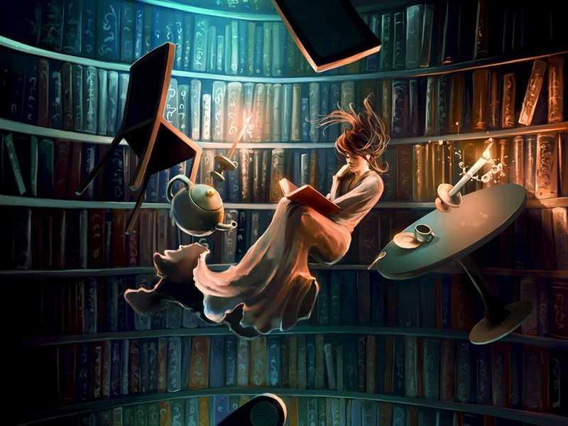 Новые книги в жанре фэнтези
