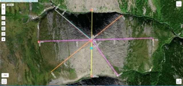На Урале обнаружена гигантская пирамида