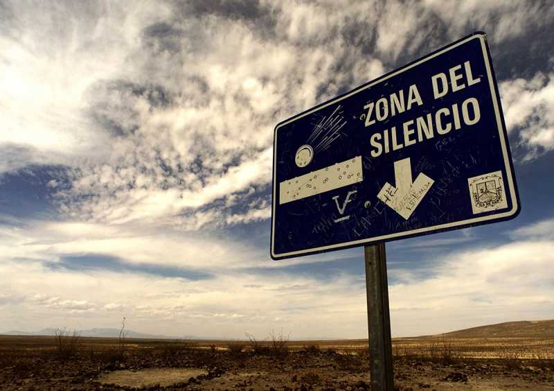 Загадки мексиканской Зоны молчания