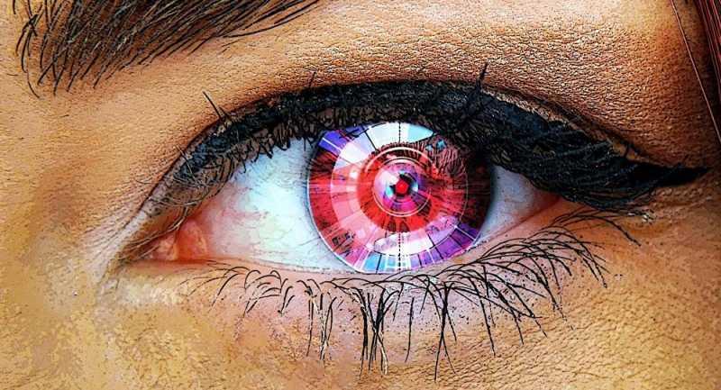 Создан бионический глаз с искусственной сетчаткой