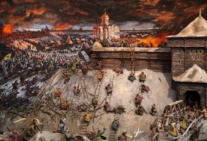 А было ли нашествие татаро-монголов на Русь?