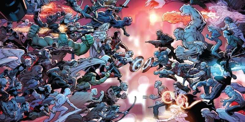 Самые необычные комиксы про супергероев