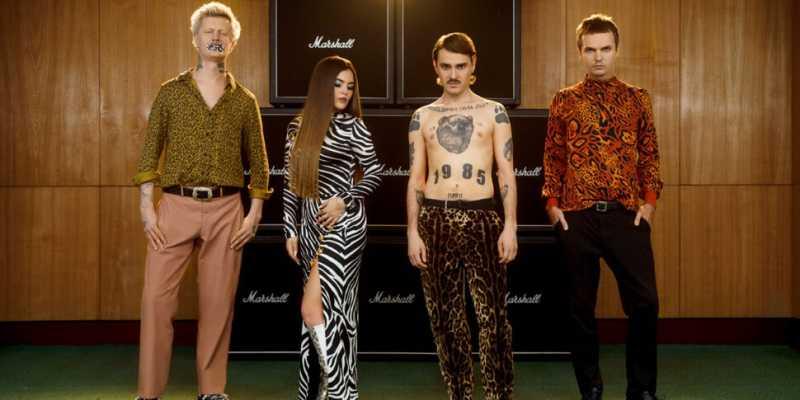 Группу Little Big заподозрили в плагиате песен The Black Eyed Peas | Видео