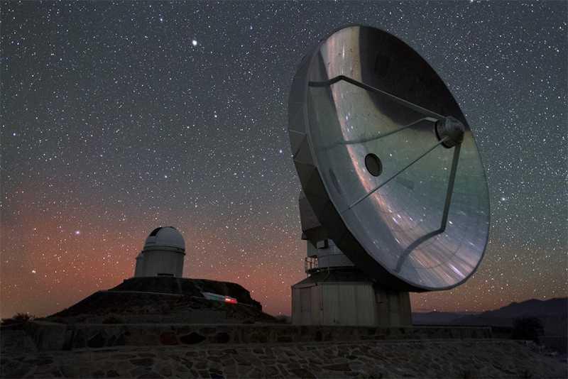 Зафиксированы сигналы из космоса, повторяющиеся каждые 16 дней