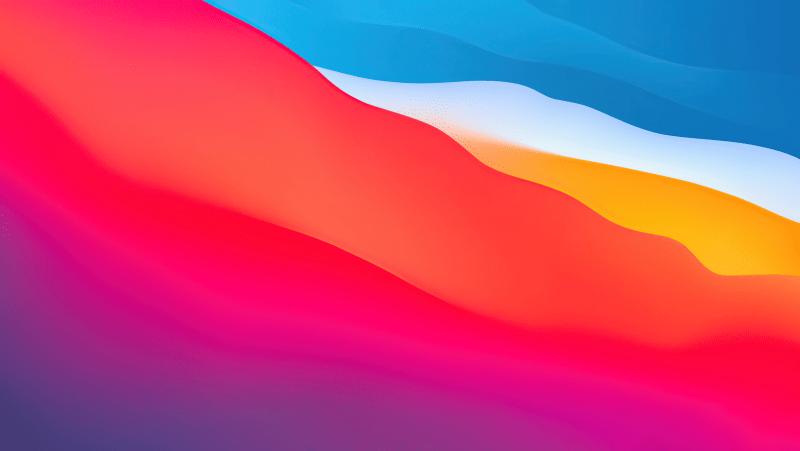 Новые обои iOS 14 и macOS Big Sur! Скачать