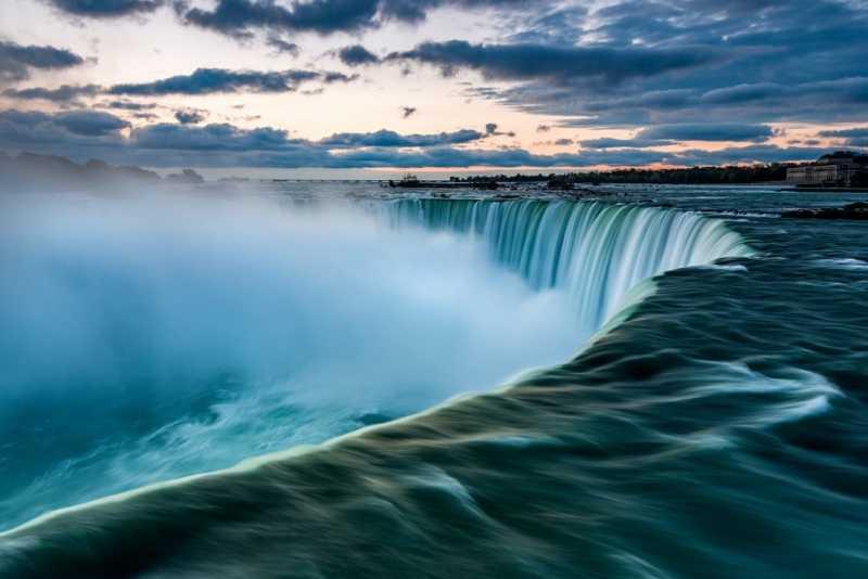 Топ-10 самых высоких водопадов мира, от одного вида которых захватывает дух