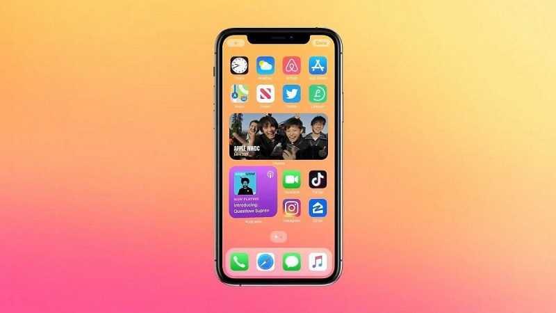 iOS 14, iPad OS и новая эра Apple – ВСЯ WWDC 2020 ЗА 7 МИНУТ | Видео