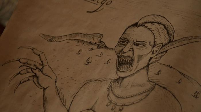 3 m - 10 самых ужасных монстров из книг: от древних мифов до современной фантастики