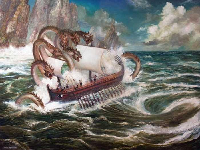 5 m - 10 самых ужасных монстров из книг: от древних мифов до современной фантастики